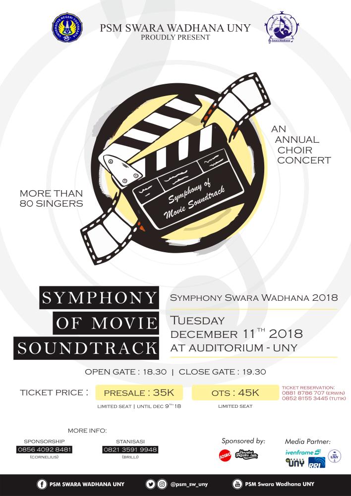 Symphony of Movie Soundtrack
