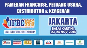 INFO FRANCHISE & BUSINESS CONCEPT 2018