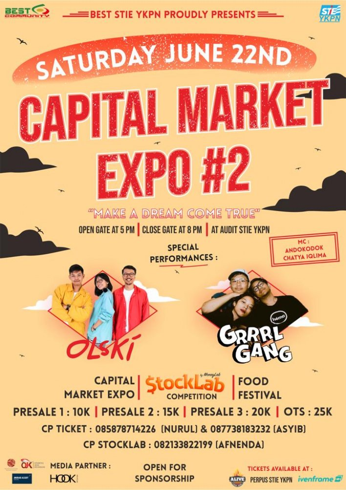 Capital Market Expo #2 (CME2)