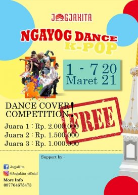 NGAYOG DANCE K-POP