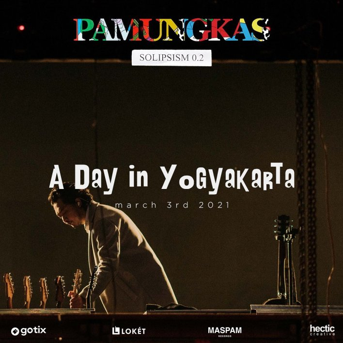 """THE SOLIPSISM 0. 2 """" A DAY IN YOGYAKARTA"""""""