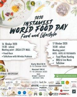2020 Instameet World Food Day