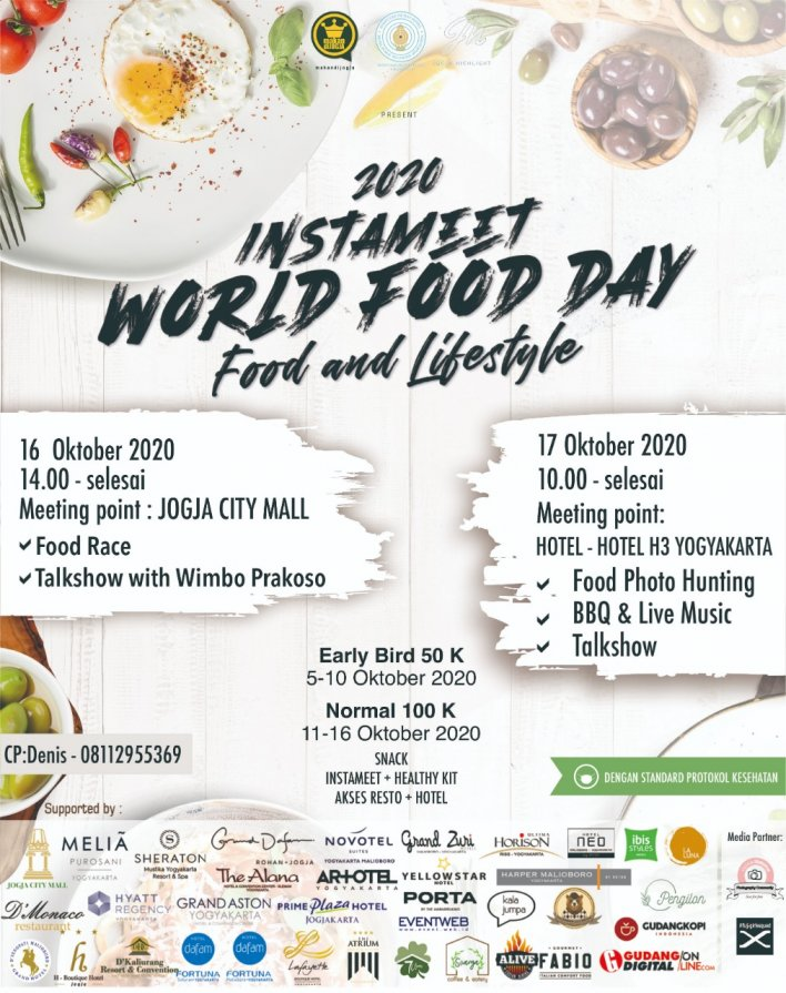2020 Instameet World Food Day