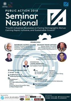 Seminar Public Action 2019