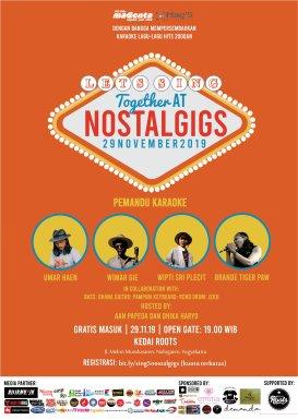 SING #5 : NOSTALGIGS