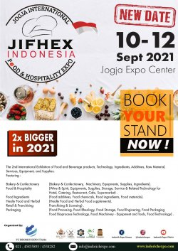 JOGJA INTERNATIONAL FOOD & HOSPITALITY EXPO (JIFHEX INDONESIA)