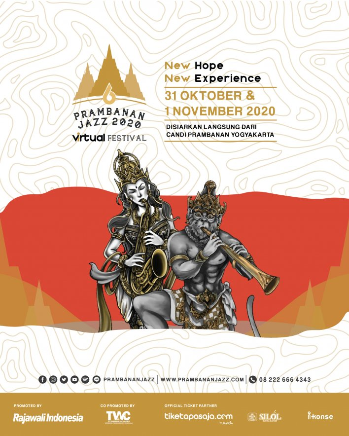 PRAMBANAN JAZZ 2020 VIRTUAL FESTIVAL