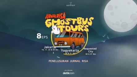JURNALRISA GHOST BUS TOURS