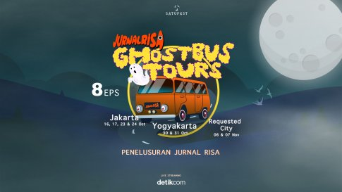 JURNALRISA GHOST BUS TOURS