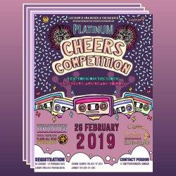 Platinum Cheers Competition