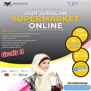 Seminar online zoom Top Store