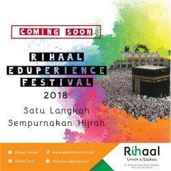 Rihaal Eduperience Festival 2018