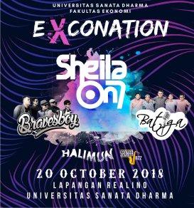 EXCONATION 2018 (Keluarga FE USD)
