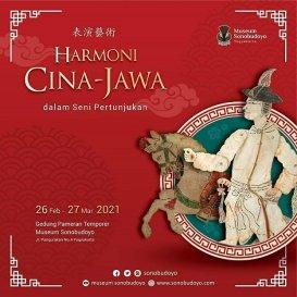 HARMONI CINA-JAWA (dalam Seni Pertunjukan)