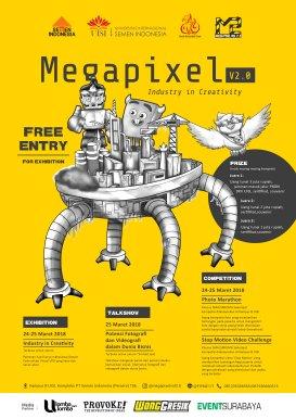 MEGAPIXEL Vol. 2.0