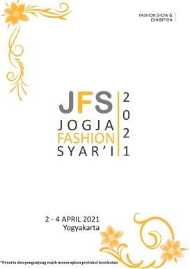 JFS - JOGJA FASHION SYAR'I 2021