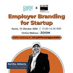 Employer Branding for Startup