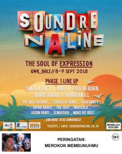 SOUNDRENALINE 2018