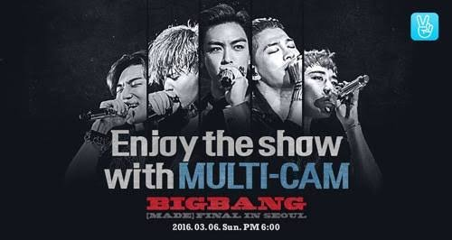 BIGBANG EXCLUSIVE CONCERT