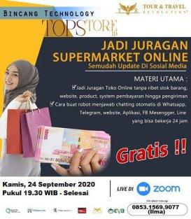Seminar Online Top Store