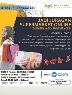 zoom (seminar online Top Store)