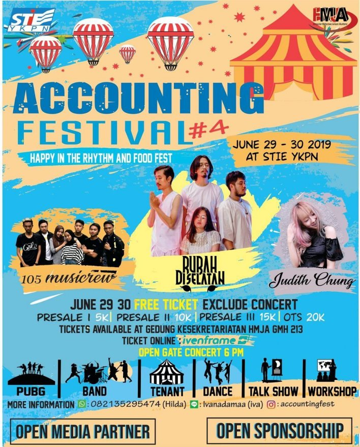 Accounting Festival #4