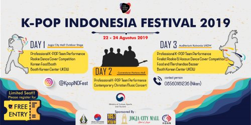 K-POP INDONESIA FESTIVAL 2019
