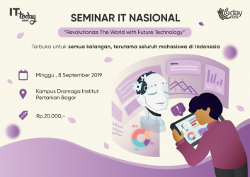 Seminar Nasional IT Today 2019