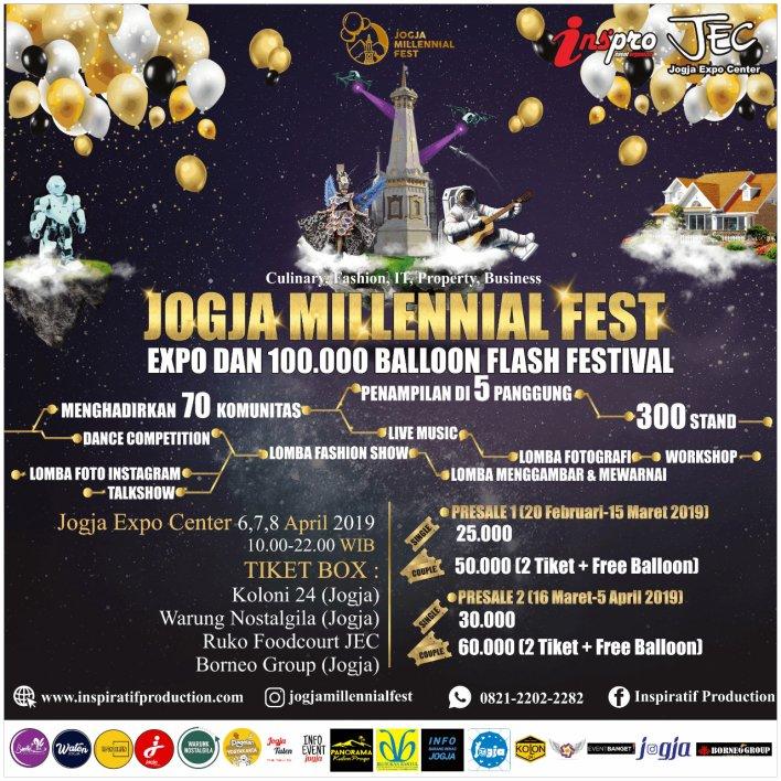 Jogja Millennial Fest