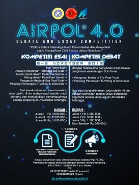 TALKSHOW AIRPOL 4.0