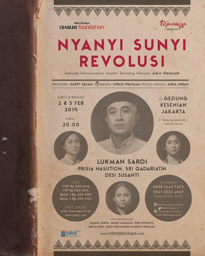 Nyanyi Sunyi Revolusi
