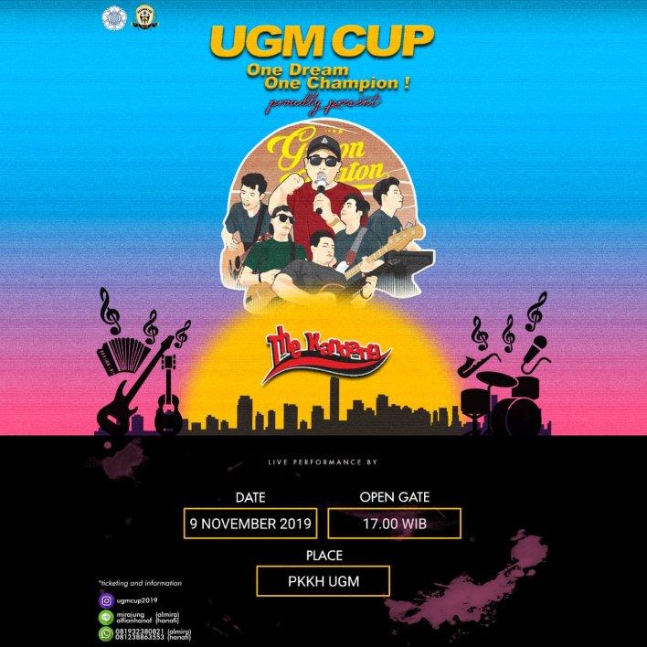 KONSER UGM CUP