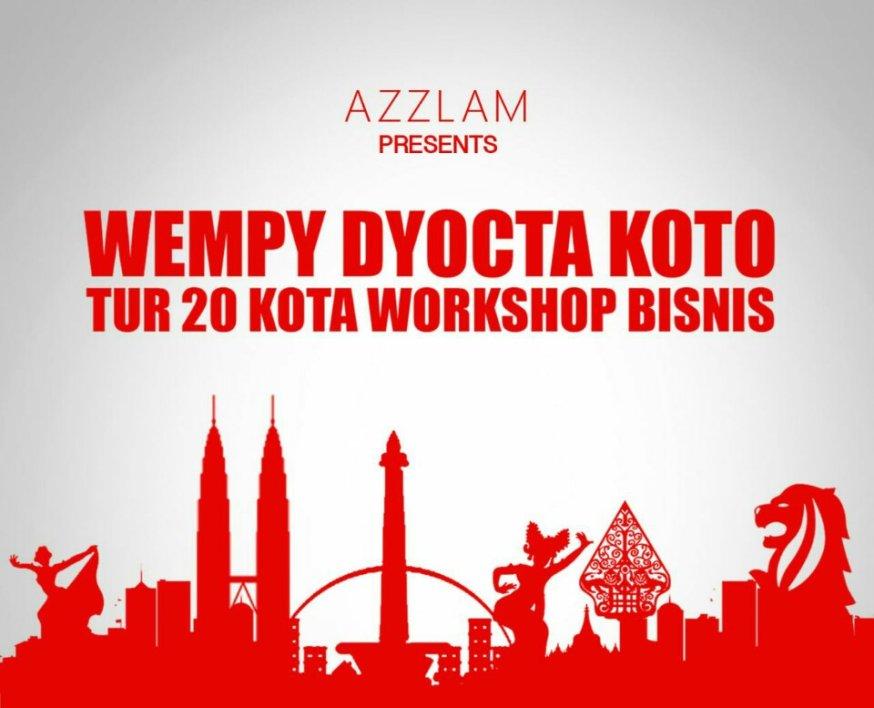 Wempy Dyocta Koto Tur 20 Kota - Makassar