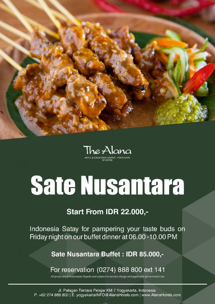Sate Nusantara