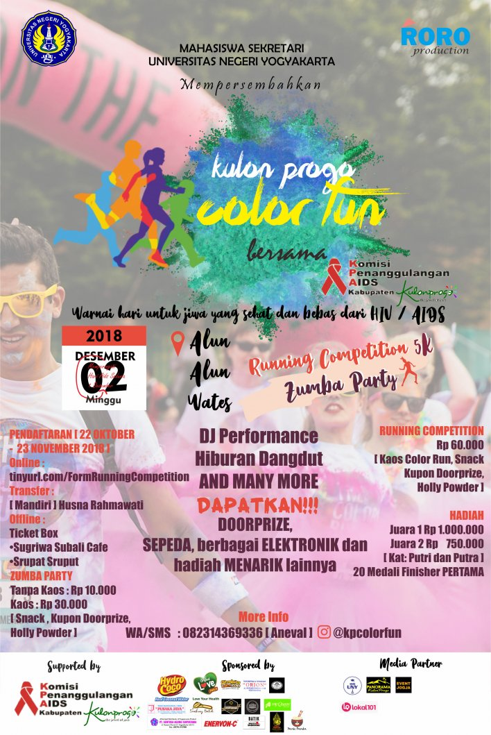 KULON PROGO COLOR FUN