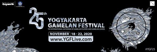 25th Yogyakarta Gamelan Festival 2020