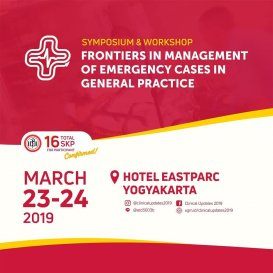 "Clinical Updates 2019: ""Frontiers in Management of Emergency Cases in General Practice"""