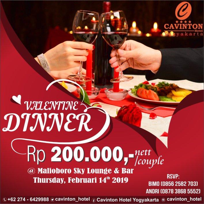 VALENTINE ROMANTIC DINNER