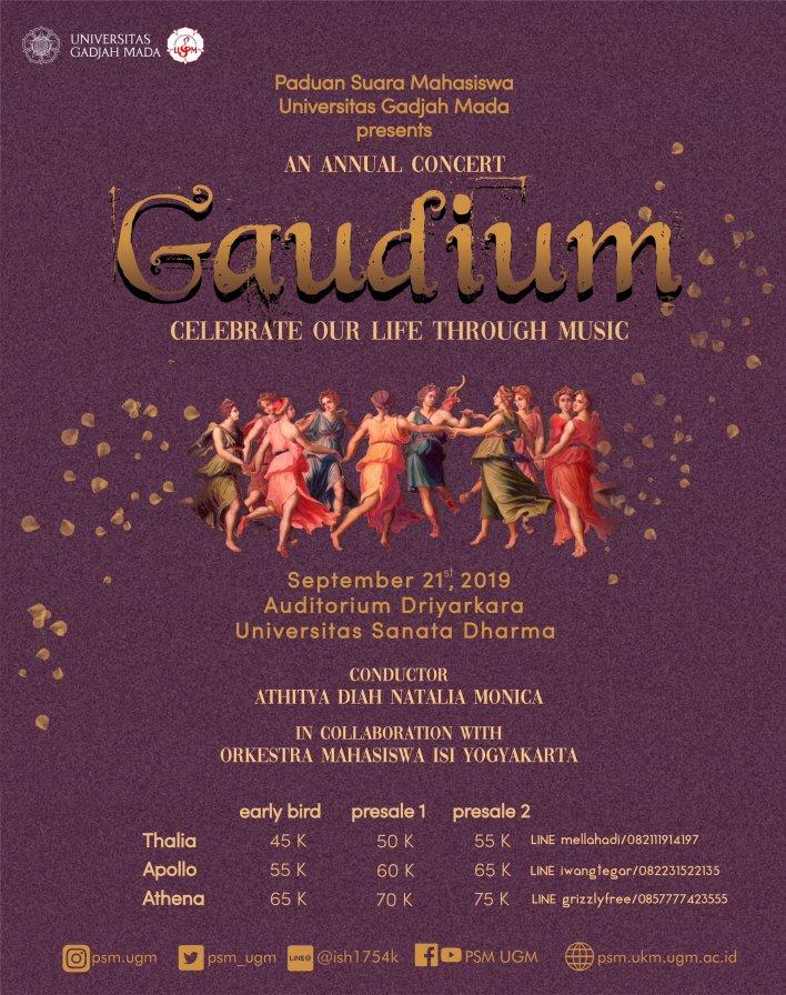 GAUDIUM