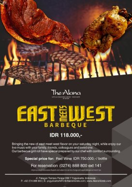 East Meets West Barbeque